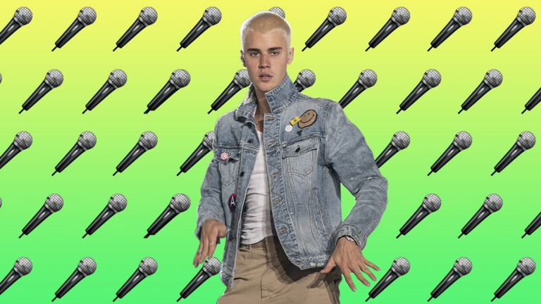"""Justin Bieber goes to perform """"Despacito"""", only to TOTALLY mess up the Spanish lyrics"""