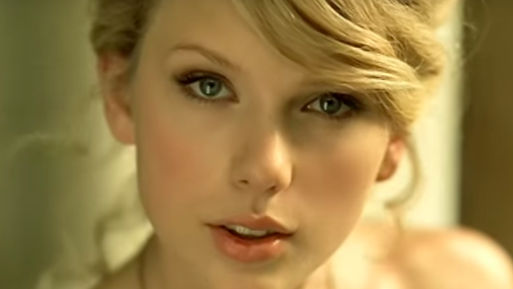 Taylor Swift in 'Love Story' | Released: Sept. 12, 2008 / YouTube