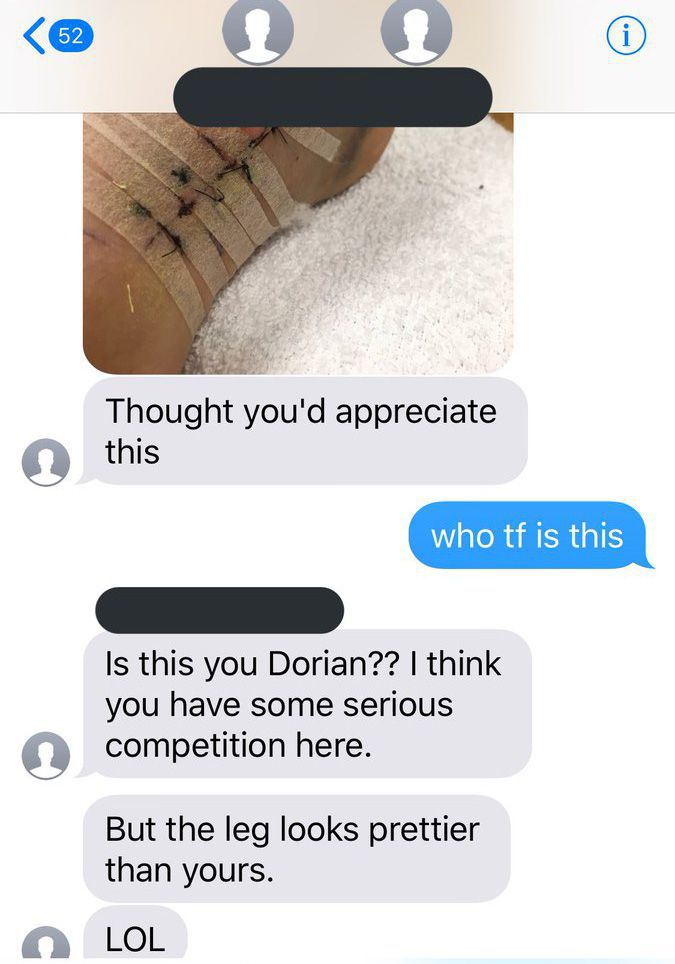 Mother Thinks She's Texting Her Son, Texts Stranger