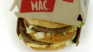 UNITED STATES - OCTOBER 26: McDonald's Big Mac