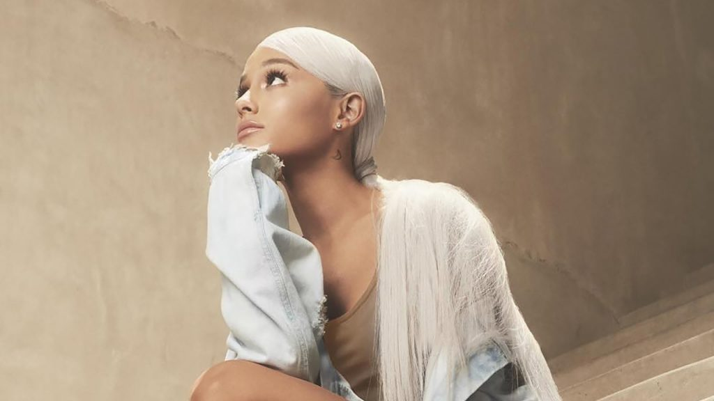 Ariana Grande 'Sweetener' Press Photo