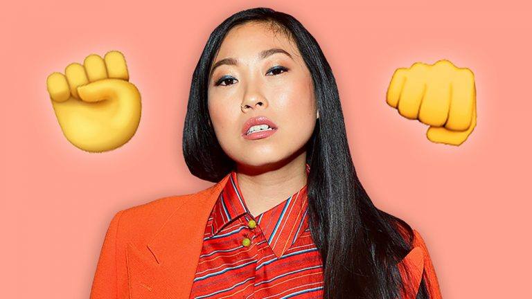 Awkwafina (Photo by: Getty Images)