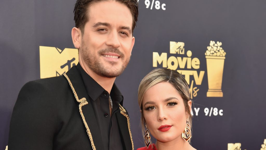 G Eazy May Have Gotten A Tattoo Of Halsey