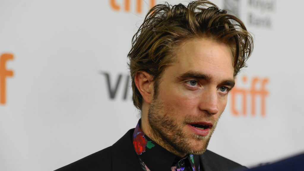 TORONTO, ON - SEPTEMBER 09: Actor Robert Pattinson attends the 'High Life' Premiere at Roy Thomson Hall on September 9, 2018 in Toronto, Canada.