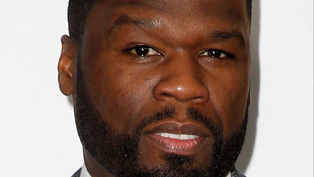 """NEW YORK, NY - OCTOBER 28: Curtis """"50 Cent"""" Jackson attends 'Nobody's Fool' New York Premiere at AMC Lincoln Square Theater on October 28, 2018 in New York City. (Photo by Dominik Bindl/Getty Images)"""
