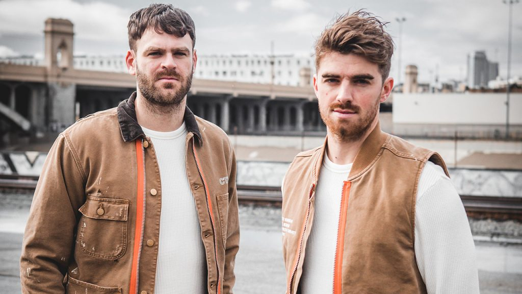 The Chainsmokers (Photo by: Danilo Lewis)