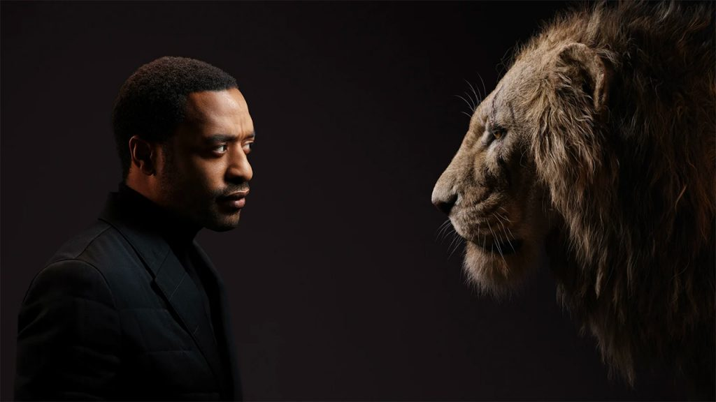 Chiwetel Ejiofor as Scar (Photo by: Disney)