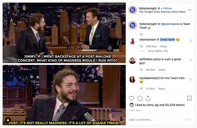 Photo By: Instagram/JimmyFallon