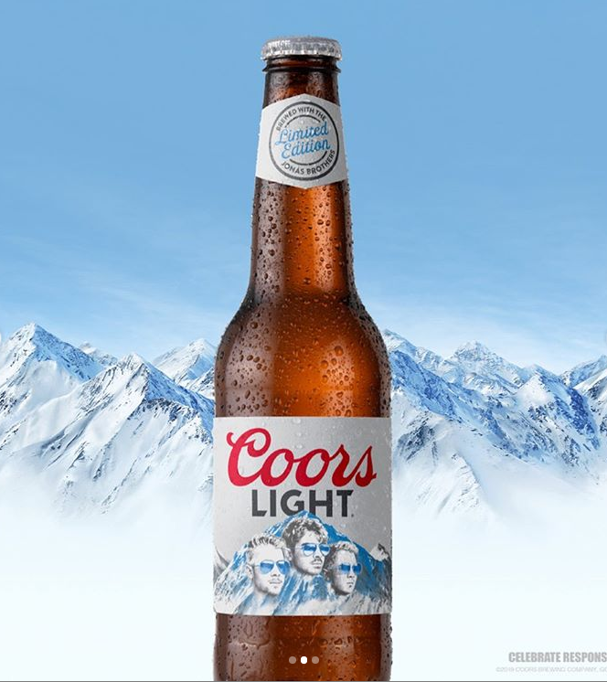 Instagram/CoorsLight
