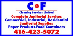 C and F Cleaning Services Limited