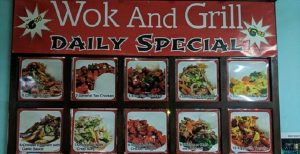Wok and Grill