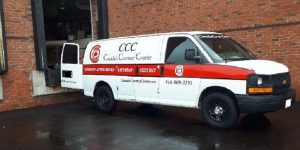 Canada's Courtesy Courier Inc