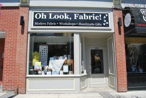 Oh Look, Fabric!