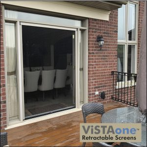 Vista One Retractable Screens