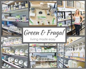 Green & Frugal