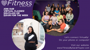 Fitness By Sarah Taylor