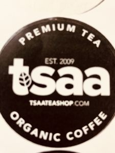 TSAA tea shop