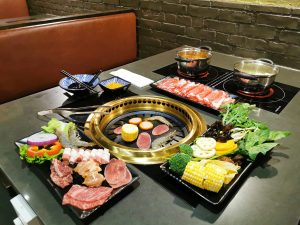 Mix2 Grill & Hot Pot